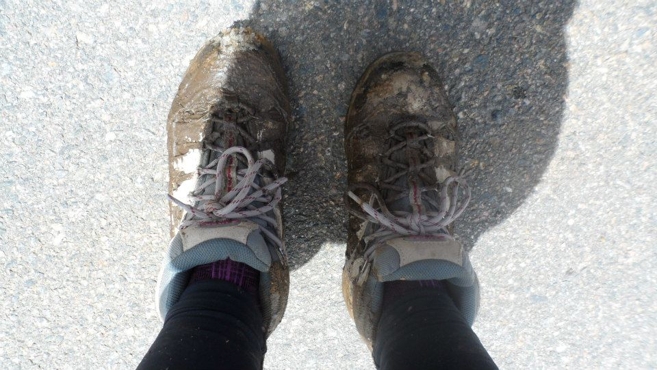 A day in the shoes of a mountaineer