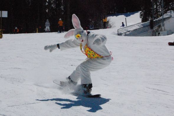 Easter in Breckenridge